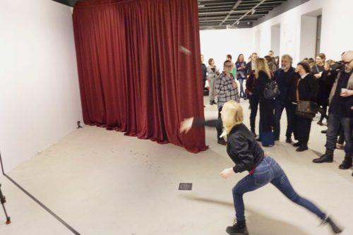 wir trinken zusammen, nicht allein_MOMA Moscow, 2018